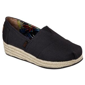 Bobs Highlights High Jinx Espadrille Wedge Slip-On